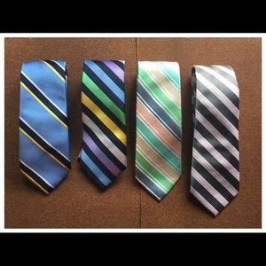👦🏼 Boys neck ties 👔